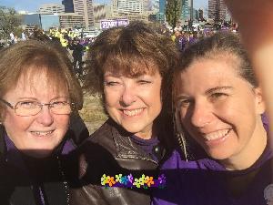MSRN Alzheimers Walk