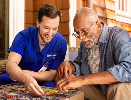 In-Home Care with Alzheimer's and Dementia